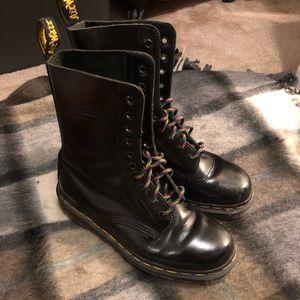 Vintage Dr. Martens 1490 10-Eye Boot